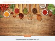 materiels de cuisine et recettes