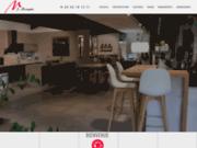 screenshot http://www.cuisines-mouysset.fr cuisines mouysset : fabrication artisanale cuisine