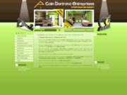 screenshot http://www.cuisines-sallesdebain-travaux.fr installation cuisine et salle de bain à paris