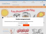 screenshot https://www.cuisinstore.com/ Cocottes en fonte