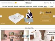 screenshot http://www.cuisissimo.com/ spécialiste en équipement de cuisine
