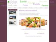 CultureFOOD Bouger Manger : Restaurant à Lyon 9