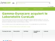 screenshot http://www.curalab.com laboratoire médical curalab - dépistage prénatal, centre santé, médecine, analyses, services, bébé.