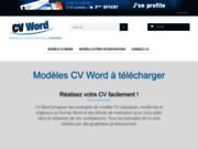 CV-Facile : Modèle CV original