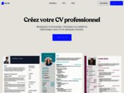 www.cv.fr : un service permettant de faire un CV en ligne facilement