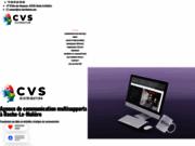 CVS Distribution Création Rébergement Référencement Sites Web St-Etienne