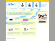 screenshot http://www.cyber-t.fr cyber-t - borne wifi  couverture borne internet