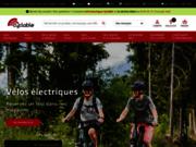screenshot http://www.cyclable.com vélo trekking : vtc et vtt