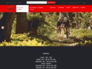 screenshot http://www.cyclesclement.be vélo, vélo de course et vtt à tournai dans le hainaut