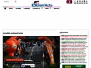 screenshot http://www.cyclismactu.net/ cyclism'actu