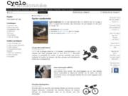 screenshot http://www.cyclo-randonnee.fr/ Cyclo-randonnée
