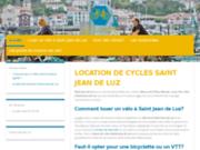 Cyclostation: location de vélo