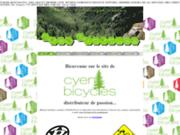 screenshot http://www.cyen-bicycles.com/ cyen bicycles - distributeur, importateur