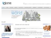 Intégrateur de solutions décisionnelles BI et CPM - D-One Consulting