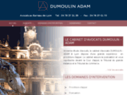 Cabinet d'avocats Dumoulin-Adam à Lyon