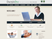 DactyloDoc, expert en télésecrétariat - Dactylographie