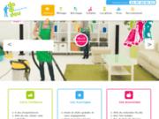 screenshot http://www.dadidou.com/ ménage, repassage : services à la personne