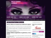 Site officiel de Dalila Sheraz Voyance