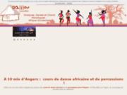Association Dalilou : cours de percussions et de danse africaine à Angers