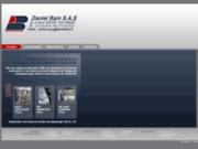 screenshot http://www.danielbain.fr/ chauffage
