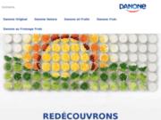 Jeux pour enfants sur Danonino