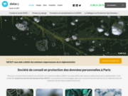 Société de conseil en protection des données à Paris