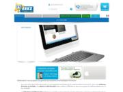 screenshot http://www.dataserv.fr dataserv.fr - matériel informatique d'occasion
