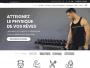 screenshot http://www.davidcosta.fr david costa coach sportif à paris-genève-dijon