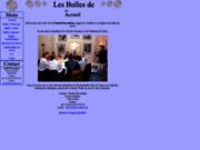 screenshot http://www.davoudian.net aldo le magicien des bulles de savon