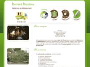 screenshot http://debarras-deblaiement.fr boudoux débarras déblaiement