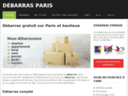 Service de débarras et de nettoyage à Paris