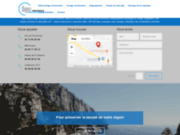 screenshot http://www.debouchagecanalisationpascher.fr/ plombiers