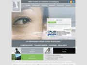 Decibel France, traitement acoustique avec garantie de résultat