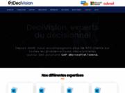 DeciVision - Expert du décisionnel Business Objects en France