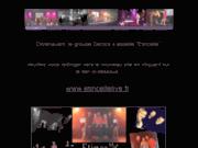 screenshot http://www.declicklive.fr orchestre de variétés  declick