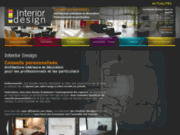 screenshot http://www.deco-interieure.eu interior design
