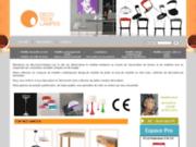 screenshot http://www.deco-teck-lampes.com mobilier de jardin et mobilier contemporain