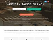 screenshot http://www.decorateur-tapissier.com décoration intérieure tapisserie rénovation meuble à aix-en-provence gardanne paca 13 - arret déco
