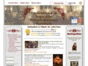 Décoration à la Française, Meubles et Objets des XVII XVIII XIXe