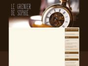 screenshot http://www.decoration-legrenierdesophie-28.com décoration et meubles à dreux 28