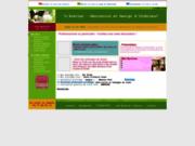 screenshot http://www.decoration-vitrine.com décoratrice d'intérieur  formatrice deco