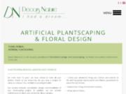 Décors Nature Déco Florale Plantes Artificielles