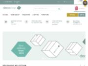Boutique de decoration en ligne