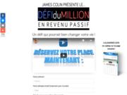 Le défi du million en revenu passif