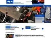 screenshot https://www.dejoie-aluminium.com/ aluminium