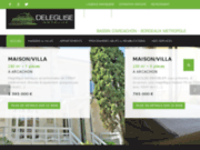 Agence immobiliere Arcachon Deleglise