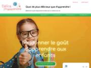 screenshot https://www.delicedapprendre.fr/ orthopédagogue