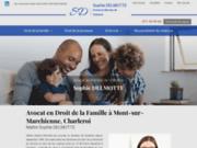 Avocat en droit de la Famille Charleroi