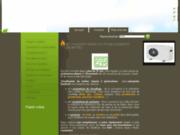 screenshot http://www.delmotte-chauffage.com chauffagiste à bavay 59