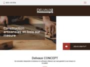 Fabricant de carports en bois à Namur